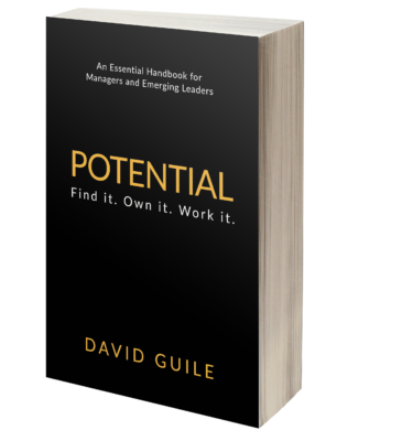 David Guile, author of Potential